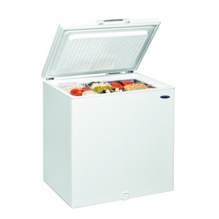 *SAVE £80* Iceking 202Ltr A+ Chest Freezer with Freezer Basket £219 with Code