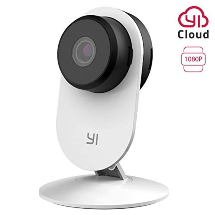 YI Smart Security Home Camera 3, Indoor WiFi Camera