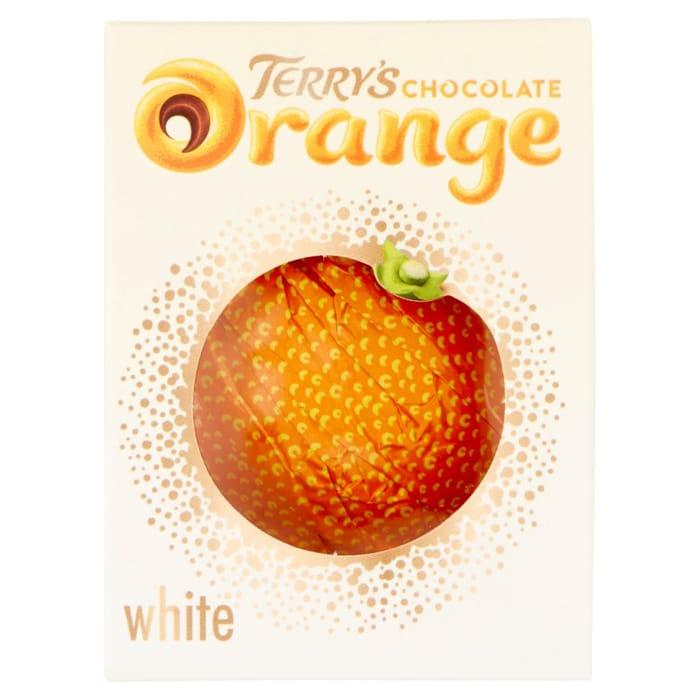 Terry's Chocolate Orange White Ball 147g