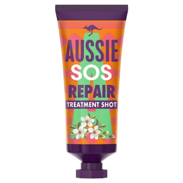 Aussie SOS Repair Shot Deep Repair Hair Treatment, 25ml Lots of Varieties