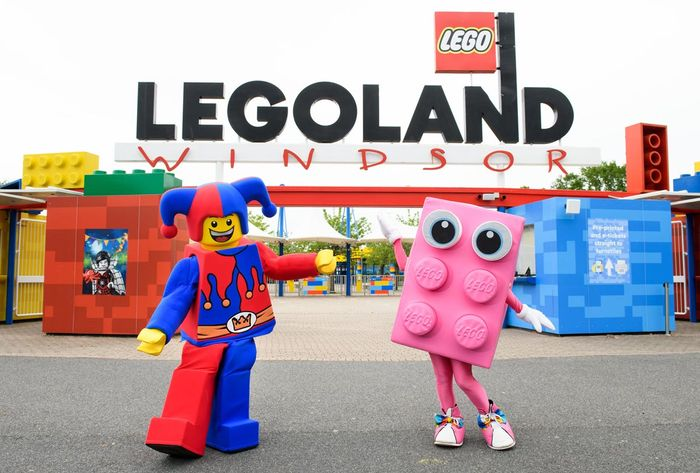 LEGOLAND Windsor Break + Breakfast From £40.75pp + FREE 2nd Day Park Ticket