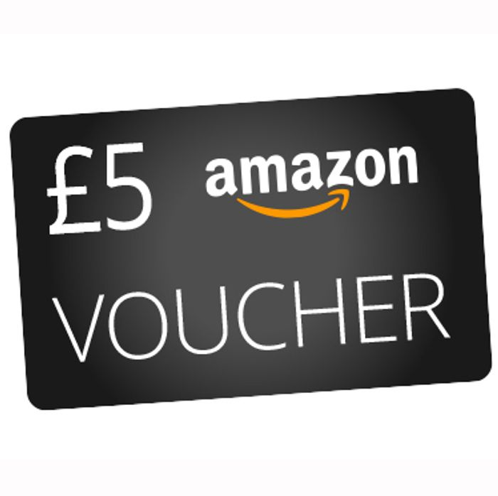 FREE £5 Amazon Voucher When You Top Up £50 With VISA