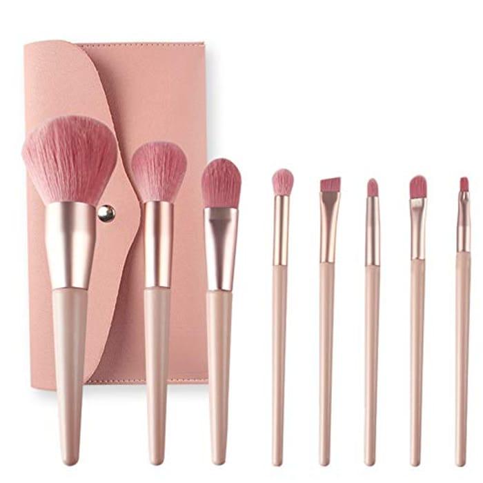 Price Drop! 8PCS Make Up Brushes Set