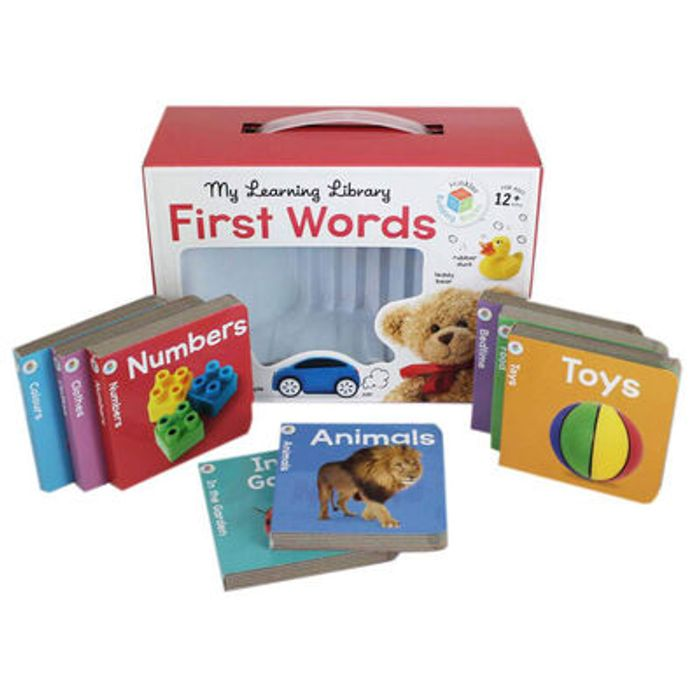 My Learning Library: First Words (2 for £10)