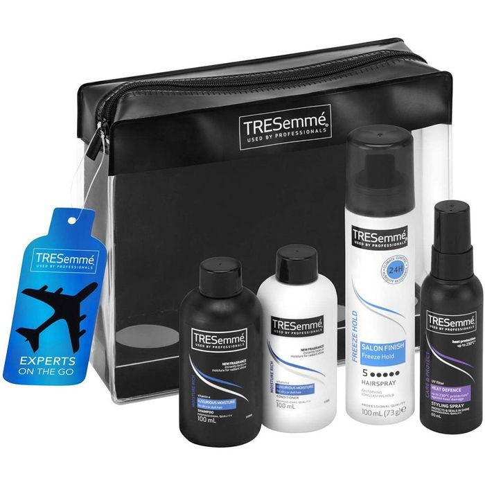 TRESemme 4 Piece Travel Set - Only £3.99!