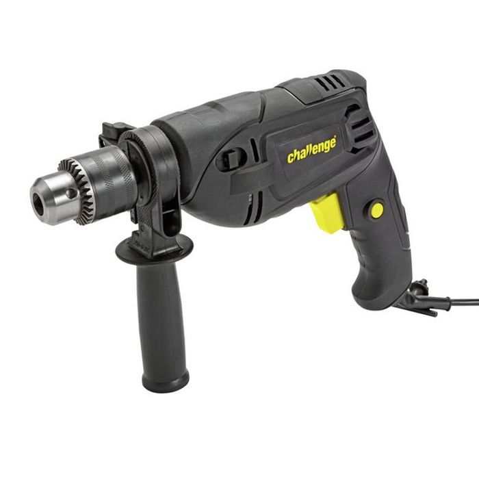 Challenge Corded Impact Drill - 500W £15 at Argos