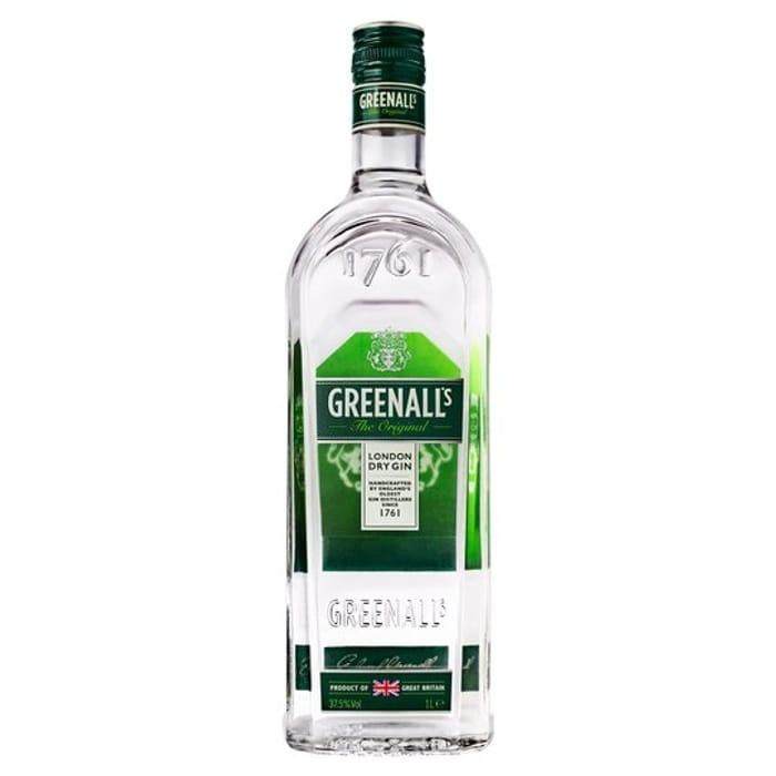 Greenalls Original London Dry Gin 1L