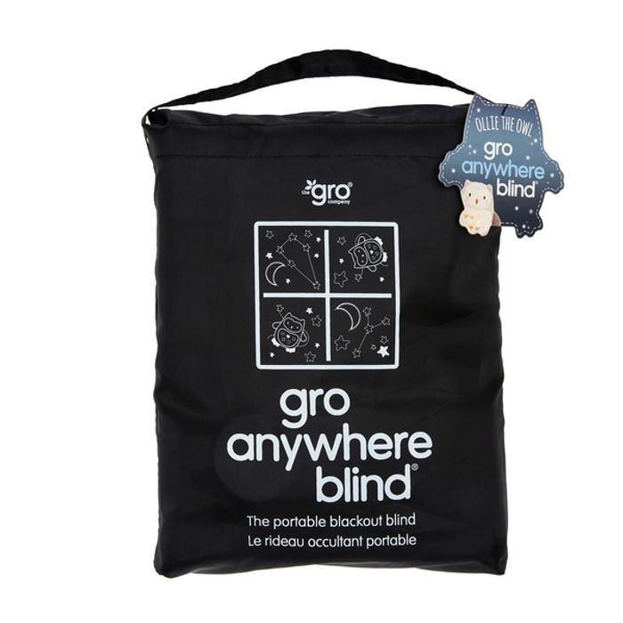 Tommee Tippee Gro Anywhere Blackout Blind Ollie the Owl