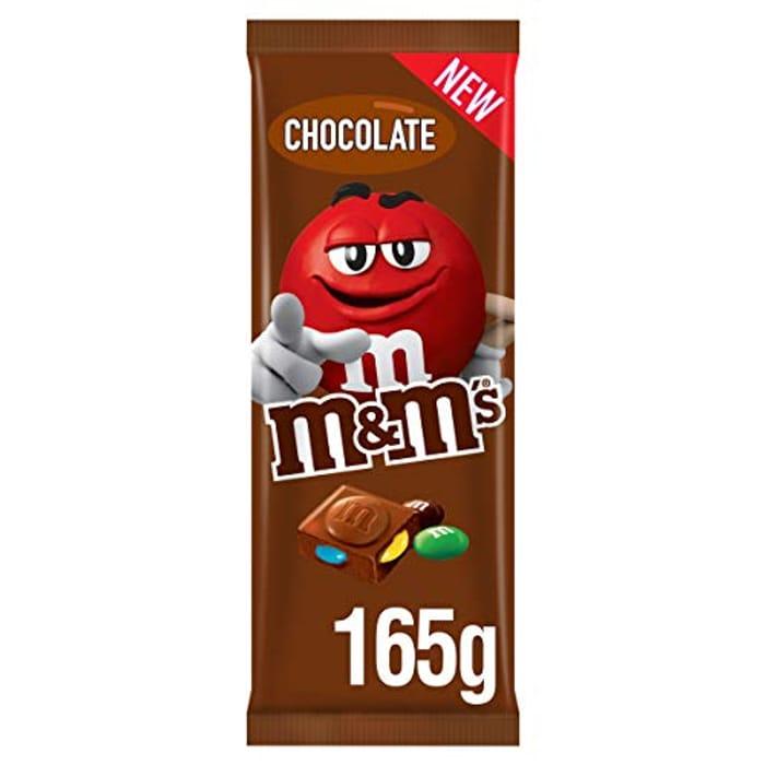 M&M's Chocolate Bar, Chocolate Gifts, 165 G