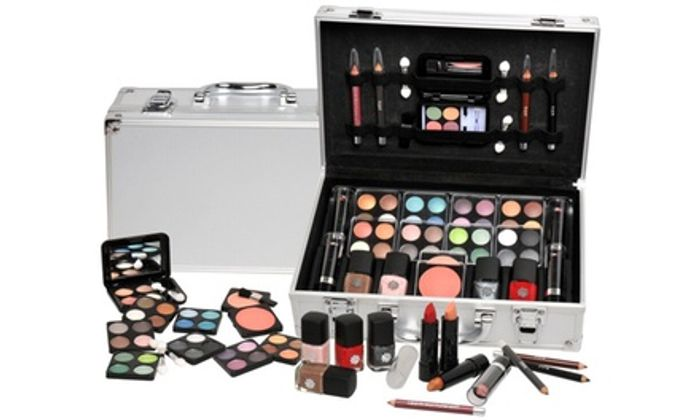 Best Price! One or Two Urban Beauty 51-Piece Everybody's Darling Make-up Sets