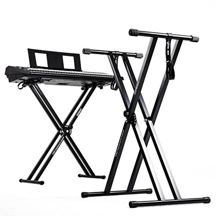 Duronic Keyboard Stand KS2B Down From £24.99 to £16.99
