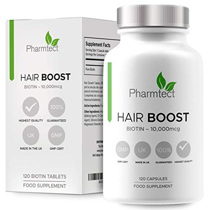 DEAL STACK - Biotin Hair Growth Supplement