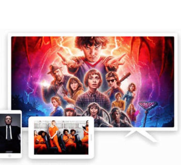 Watch USA & Canada Netflix! PureVPN 1 Year Subscription - £1.13 per month!