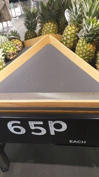 Marks and Spencer Pineapple 65p