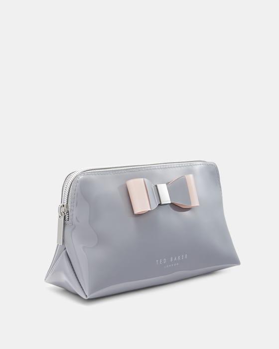 VIVEKAH Bow Makeup Bag