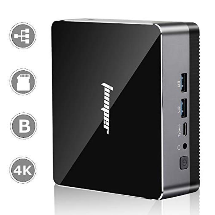 Mini PC Jumper EZbox I3 8GB RAM 128GB SSD Windows 10
