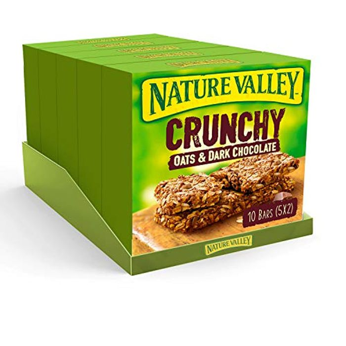 Nature Valley Oat & Chocolate, 5 Pack (5 x 210 g)