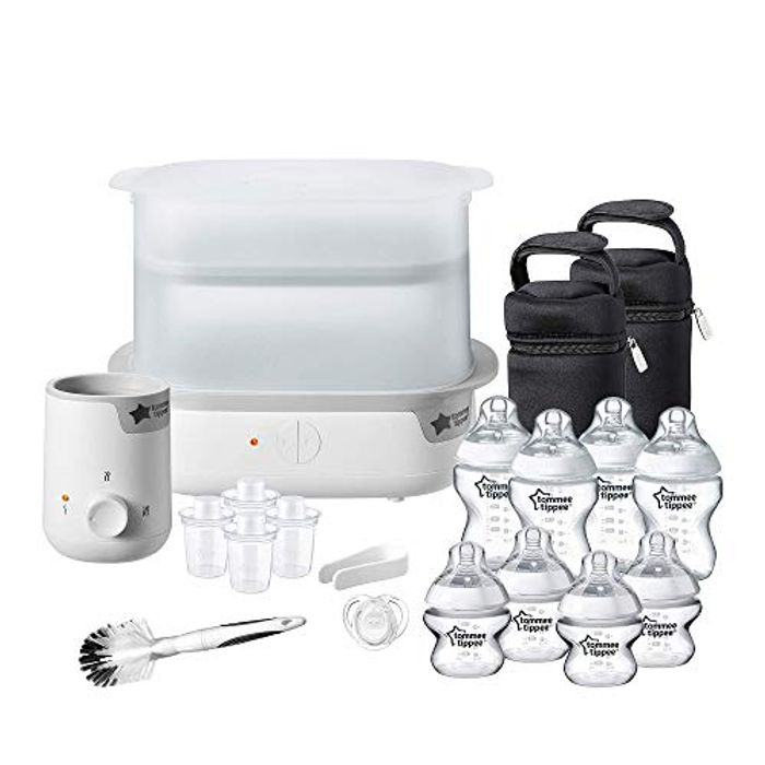 CHEAP PRICE! Tommee Tippee Complete Feeding Set - £60 at Amazon + FREE DELIVERY
