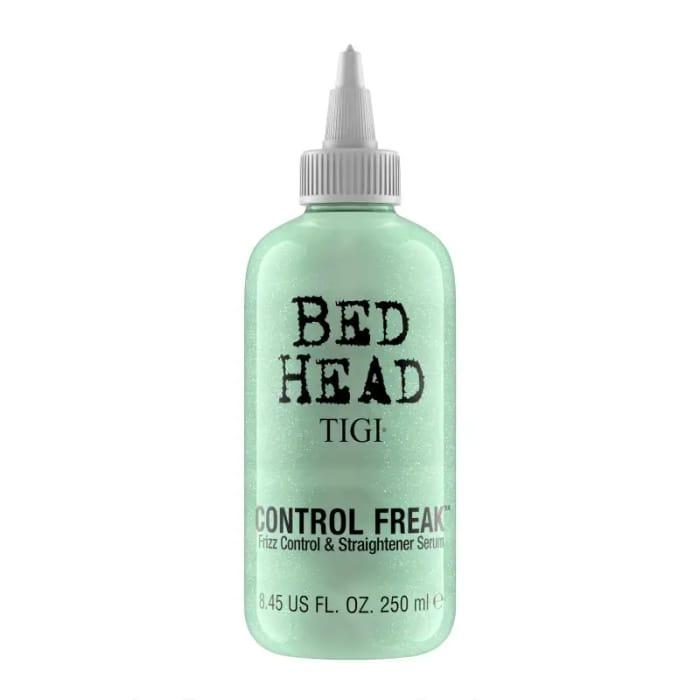 Bed Heat by Tigi Control Freak Frizz Control & Straightening Serum 250ml