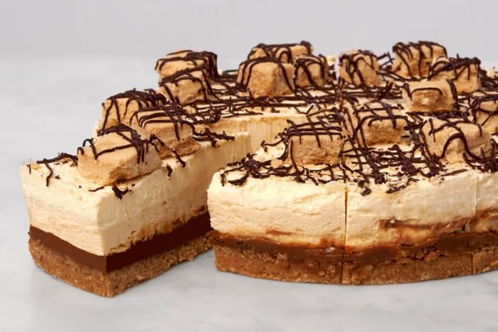 15% off Millionaire Banoffee Cheesecake