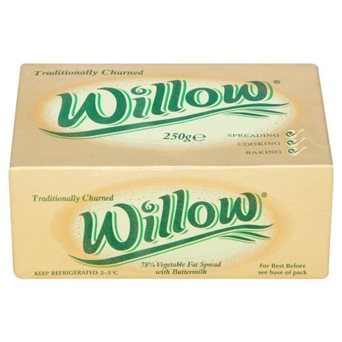 Willow Block 250g- Half Price