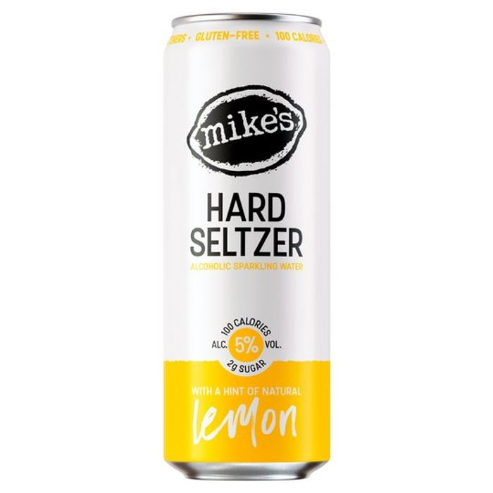 Mike's Hard Seltzer Free with Code (Spend Required)