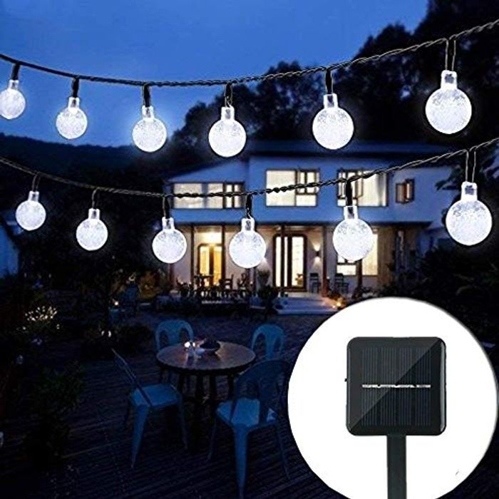 LED Solar Powered Lights