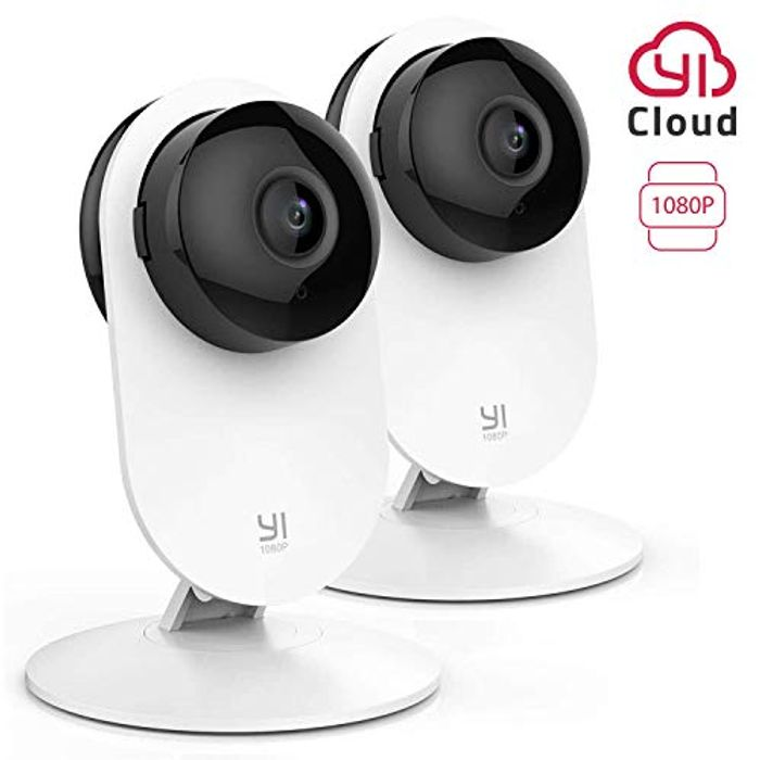 Indoor Security IP Camera with Night Vision