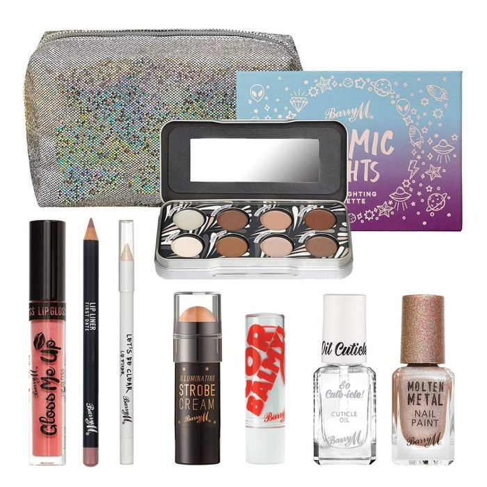 Save £30 on Barry M Bate Essentials Goody Bag
