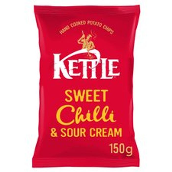 Kettle Chips Sweet Chilli 150G at Tesco