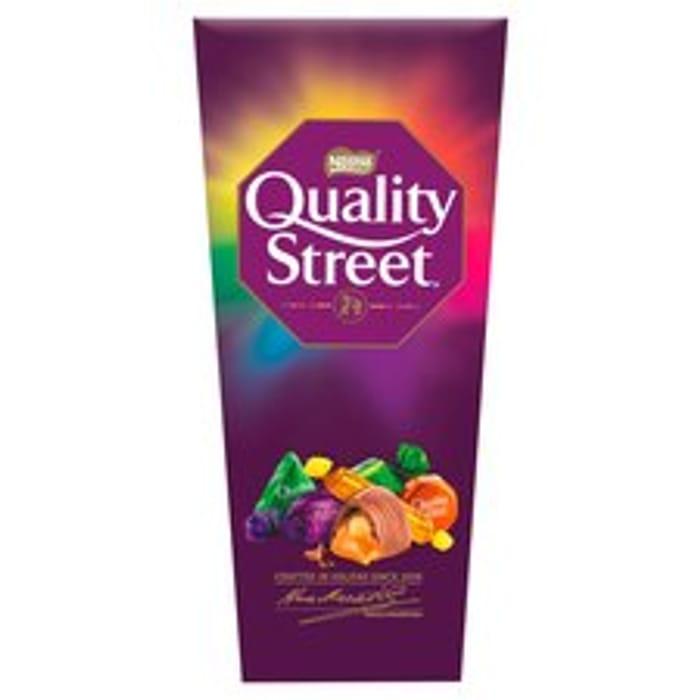 Quality Street Carton 232G at Tesco