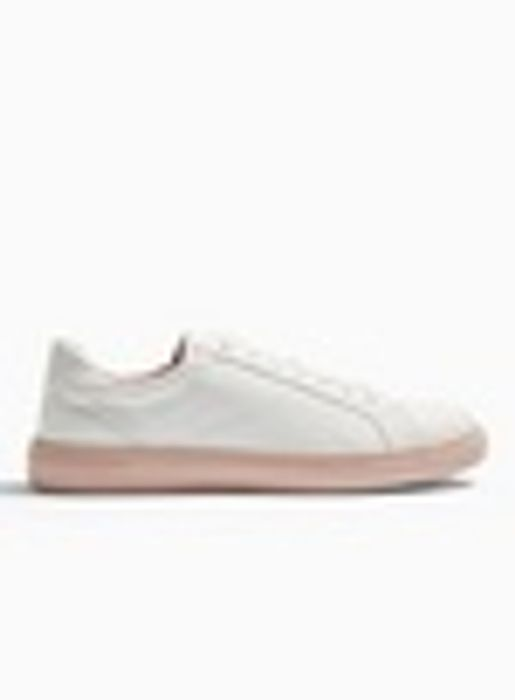 Pink vice Pastel Trainers