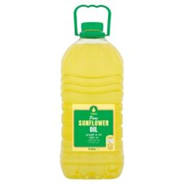 Tesco Pure Sunflower Oil 5 Litre
