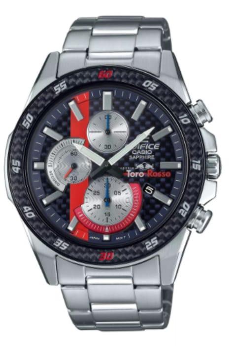 Casio Edifice Scuderia Toro Rosso Limited Edition Watch