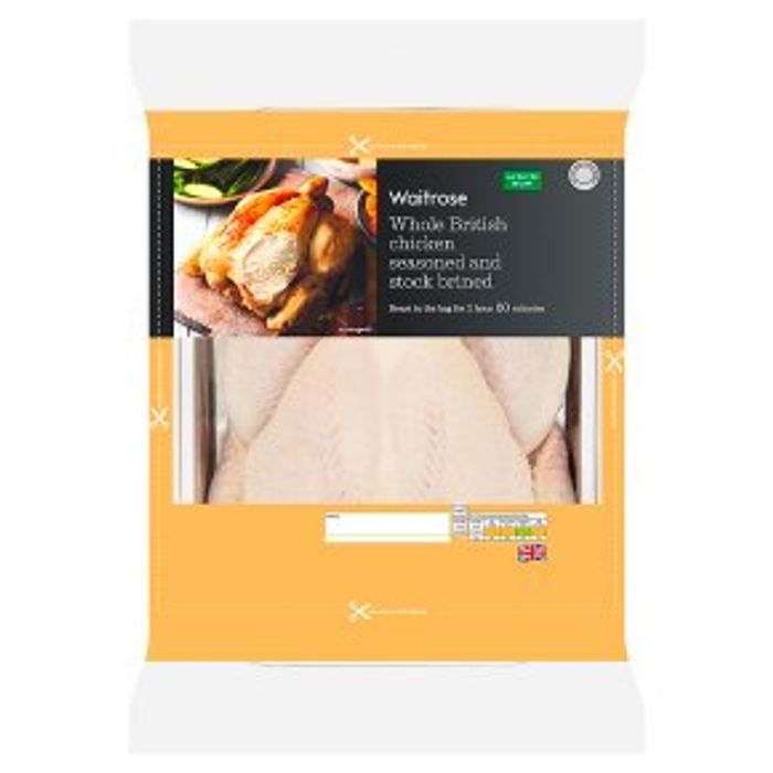 *HALF PRICE* Whole Roast Chicken in a Bag