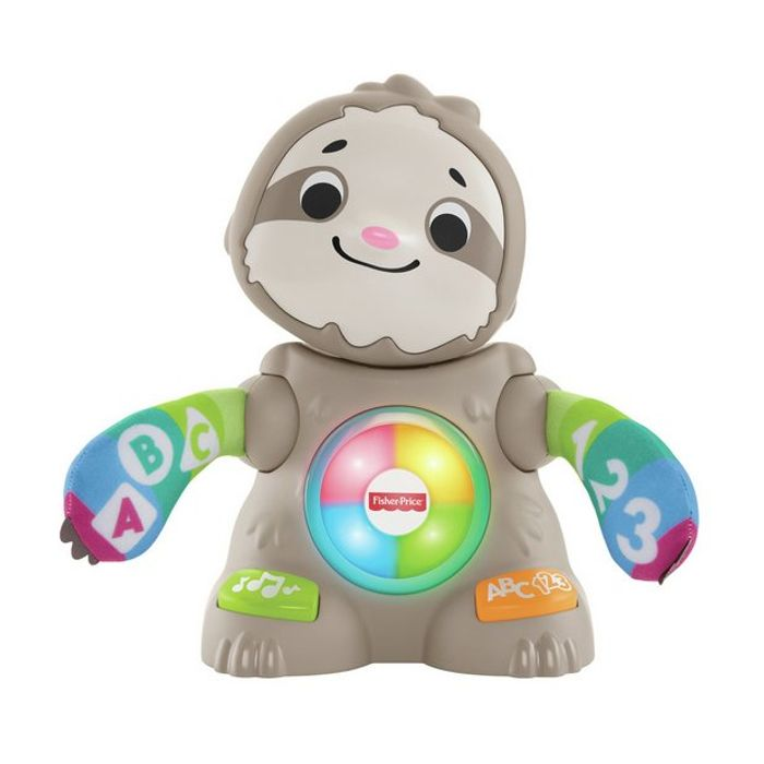Fisher Price - Linkimals Smooth Moves Sloth