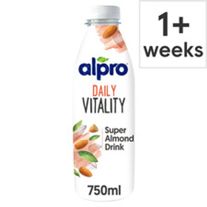 FREE *** Alpro Daily Vitality or Immunity Support 750ml