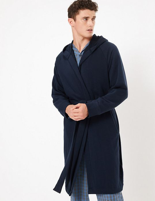 M&S Cheap Men's Dressing Gowns - Prices From £12
