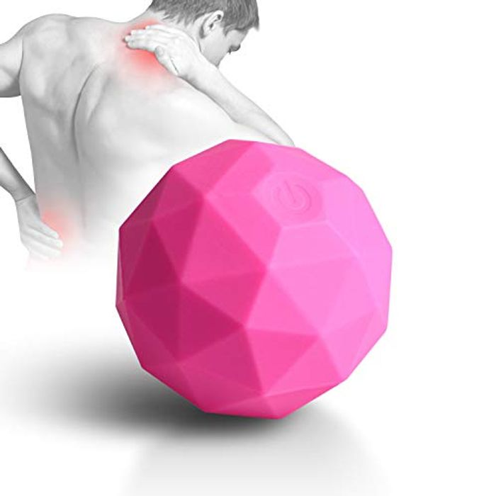 2-Speed Electric Vibrating Yoga Massage Ball with £15 off Coupon