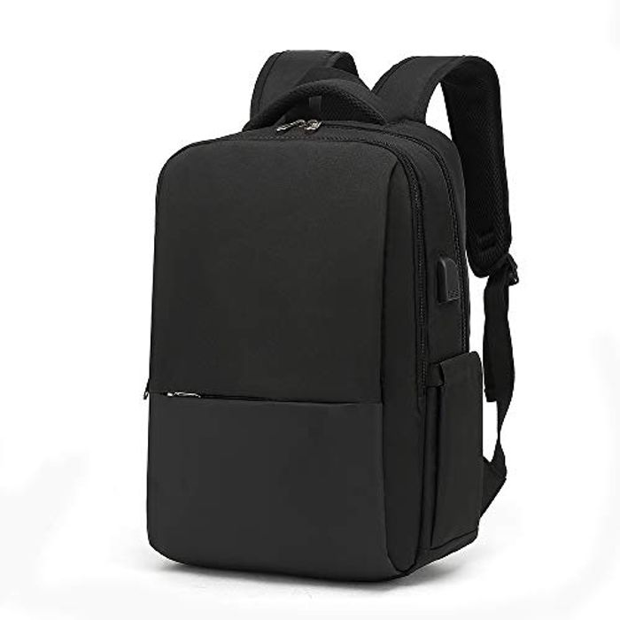 Deal Stack! Business Travel Work Computer Rucksack 15.6 Inch