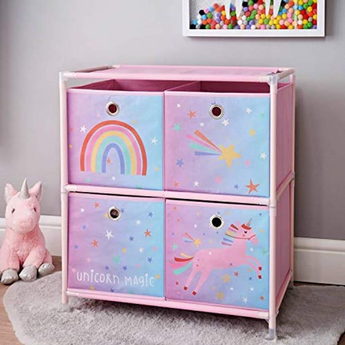 Unicorn Storage Unit Down From £24.78 to £22.75