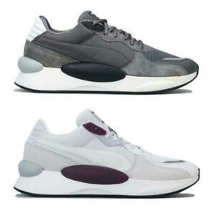 Puma Men's RS 9.8 Gravity Cushioned Trainers - £27.99 Delivered