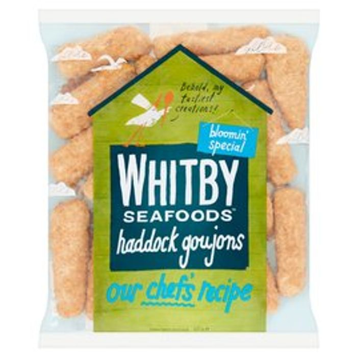 Whitby Haddock Goujons 450g
