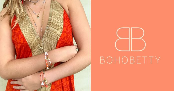 Boho Betty | 20% off All Bracelet Stacks + Gift Box & Free Delivery