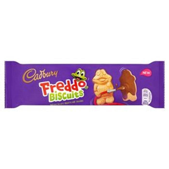 Cadbury Freddo Chocolate Biscuits 167g