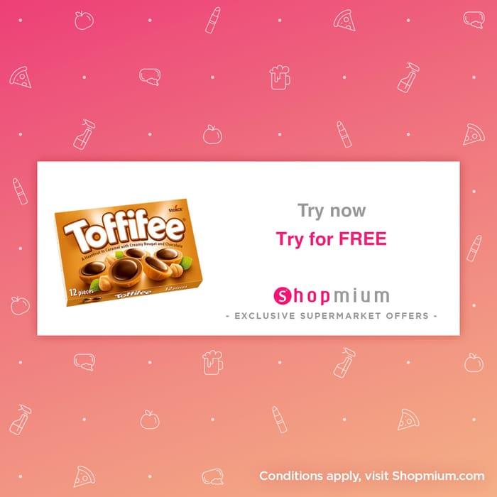 Free Toffifee