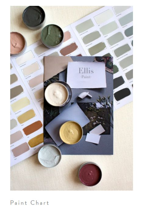 Order A Free Hand-Painted Paint Chart