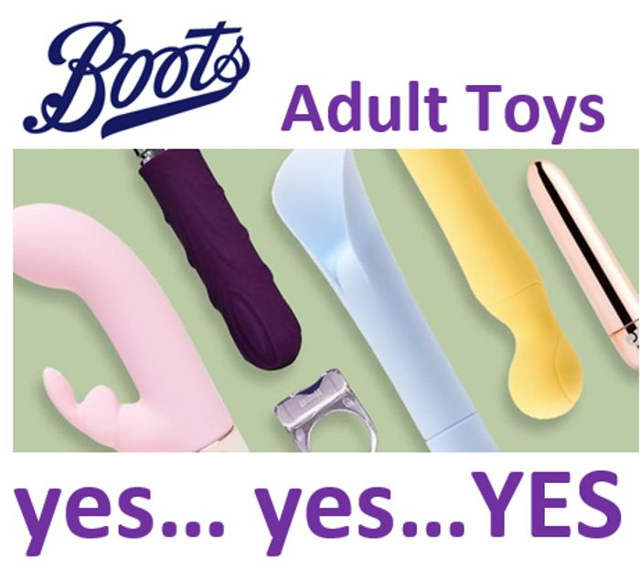 Boots Adult Toys - Put a Buzz in Your Sex Life!