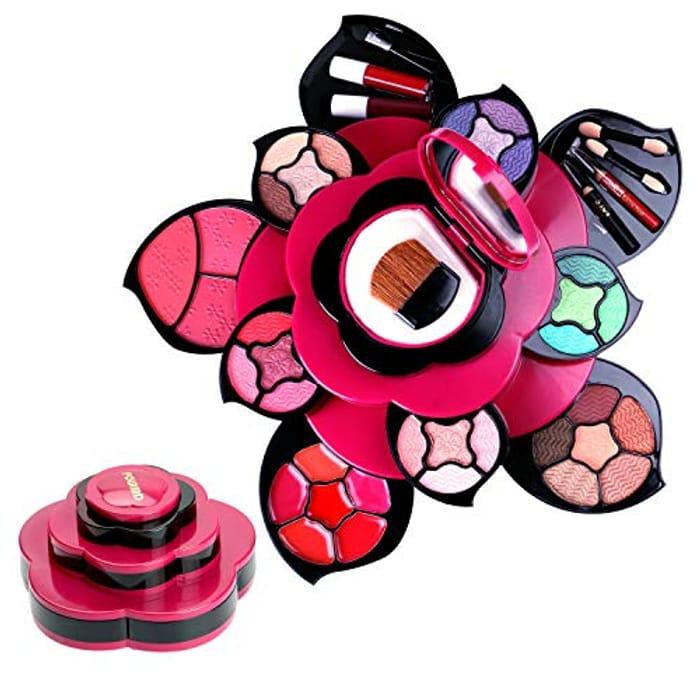 Makeup Kits Flower Make up Pallete Gift Set - Only £9.09!