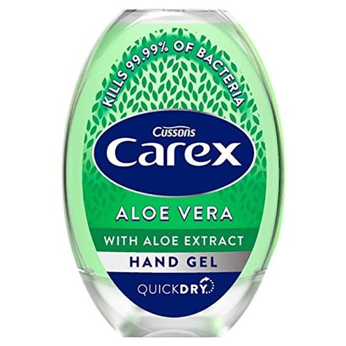 Carex Aloe Vera Hand Gel, 50ml